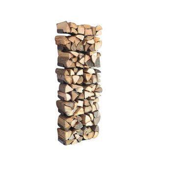 Radius - Wooden Tree Kaminholzregal - schwarz/Größe 3/HxB 170x61cm