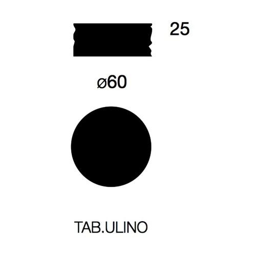 Opinion Ciatti - Tab.Ulino Beistelltisch - Strichzeichnung