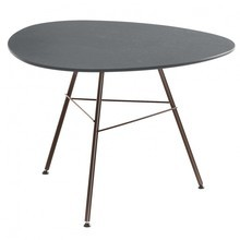 Arper - Leaf - Table d'appoint triangulaire H50