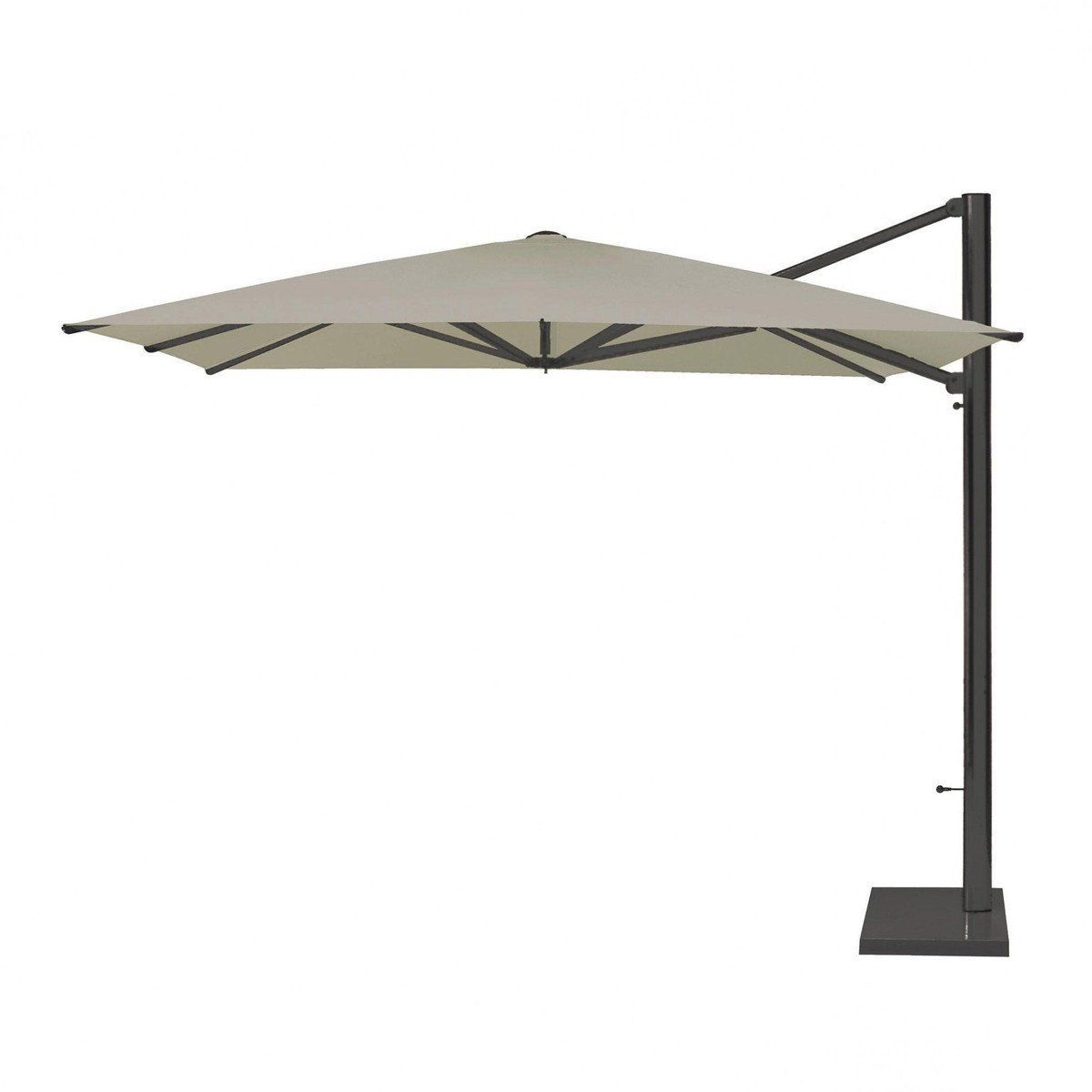 shade parasol m t c t 300x320cm emu. Black Bedroom Furniture Sets. Home Design Ideas