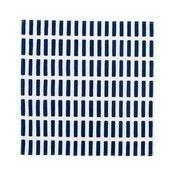 Artek - Artek Siena Stoffservietten 2er-Set - weiß/blau/46x46cm