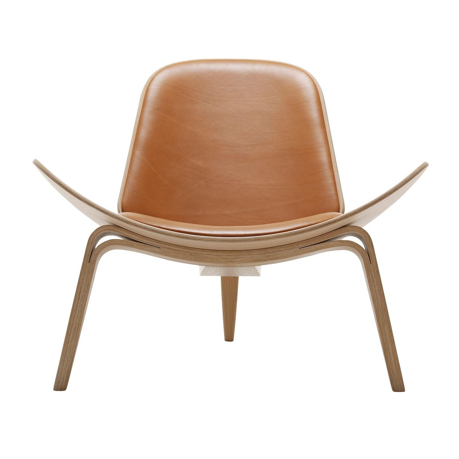Carl Hansen Ch07 Shell Chair Lounge Sessel Ambientedirect