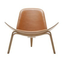 Carl Hansen - Carl Hansen CH07 Shell Chair Lounge Sessel