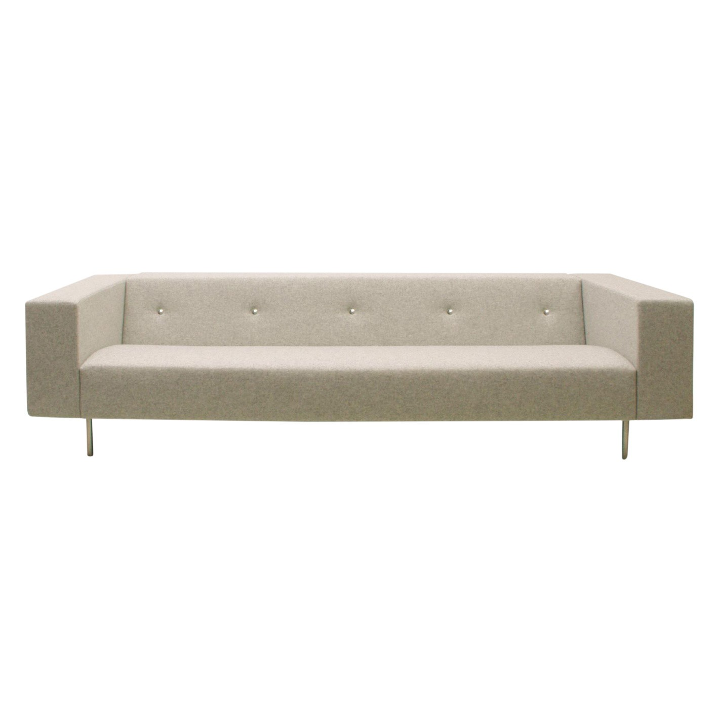 Moooi Bottoni 3 Seater Sofa