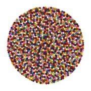 myfelt - Lotte - Tapis de boules de feutre