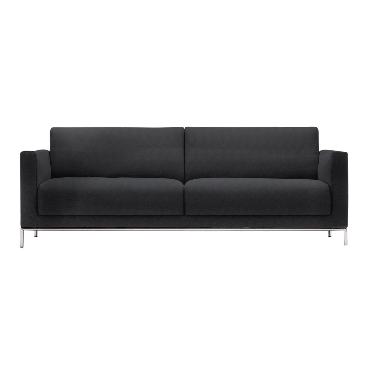 Freistil 141 3 Seater Sofa Frame Chrome