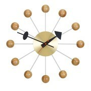 Vitra - Ball Clock Nelson - Reloj de pared