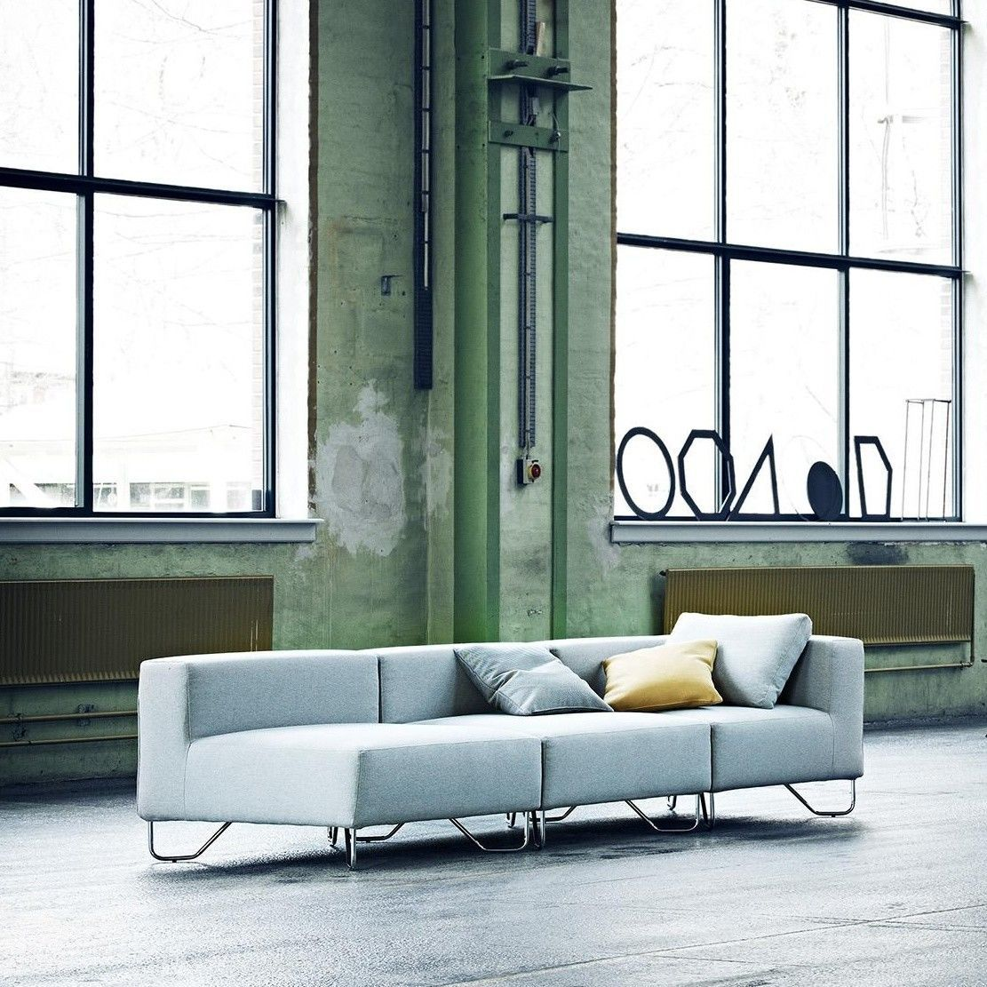 lotus canap modulable softline. Black Bedroom Furniture Sets. Home Design Ideas