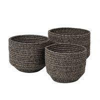 Blomus - Cobra Basket Set Of 3