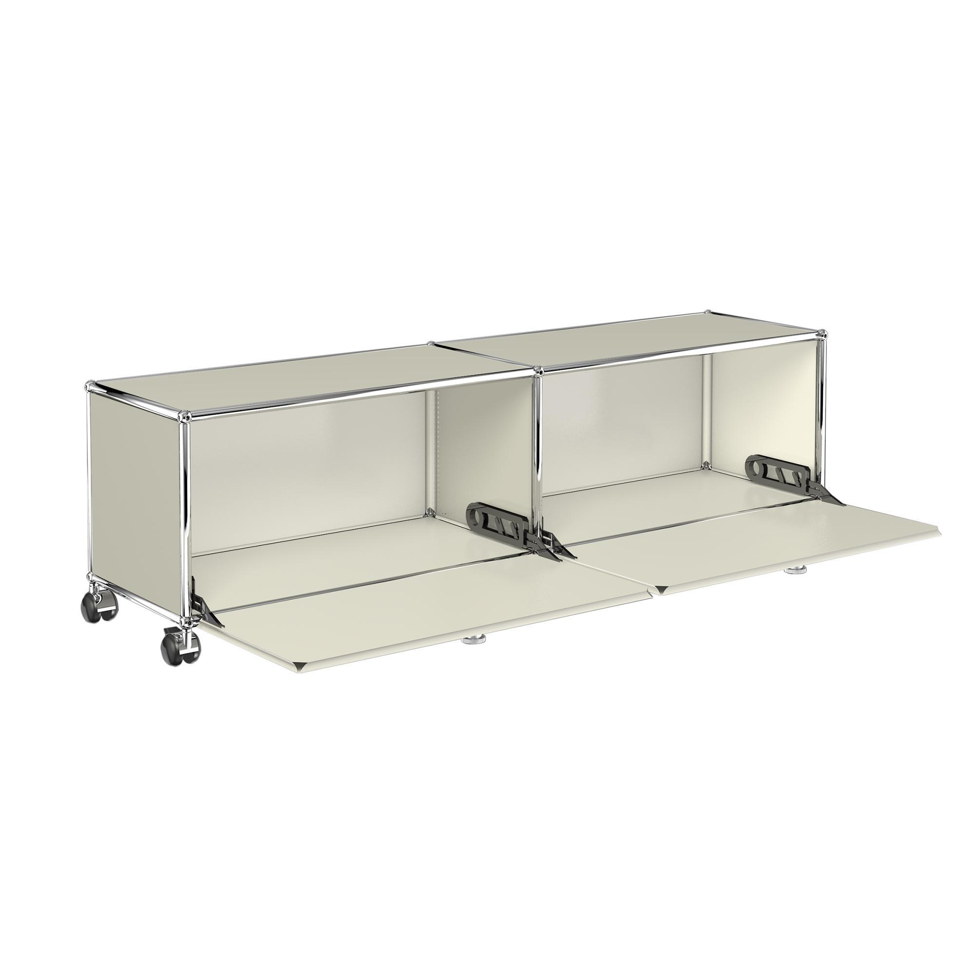 Usm Haller Hi Fi Tv Board With 2 Folding Boards Ambientedirect