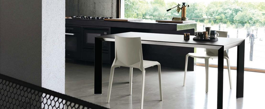 Hersteller Kristalia Plana Stuhl Presenter