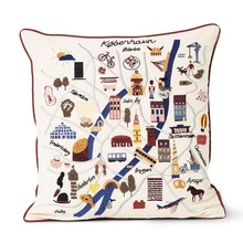 ferm LIVING - Copenhagen Cushion 50x50cm
