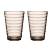 iittala - Aino Aalto Glass 33cl Set of 2