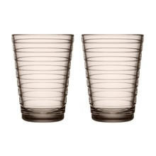 iittala - Aino Aalto Glass 33cl Set of 2