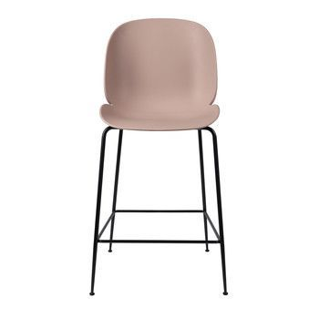 - Beetle Counter Chair Barhocker Schwarz 108cm -