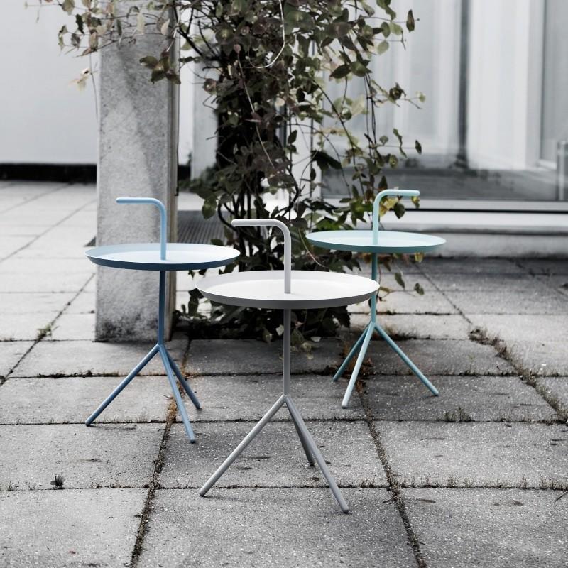 Hay Dlm Xl Bijzettafel.Hay Dlm Side Table Ambientedirect