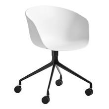 HAY - About a Chair AAC 24 Armlehndrehstuhl mit Rollen