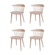 HAY - J104 Chair Set of 4