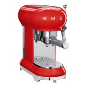 Smeg - Machine à café avec portafilter ECF01