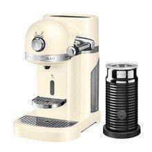 KitchenAid - Artisan 5KES0504 Nespresso Maker + Aeroccino