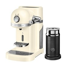 KitchenAid - Artisan 5KES0504 Nespressomaschine+ Aeroccino