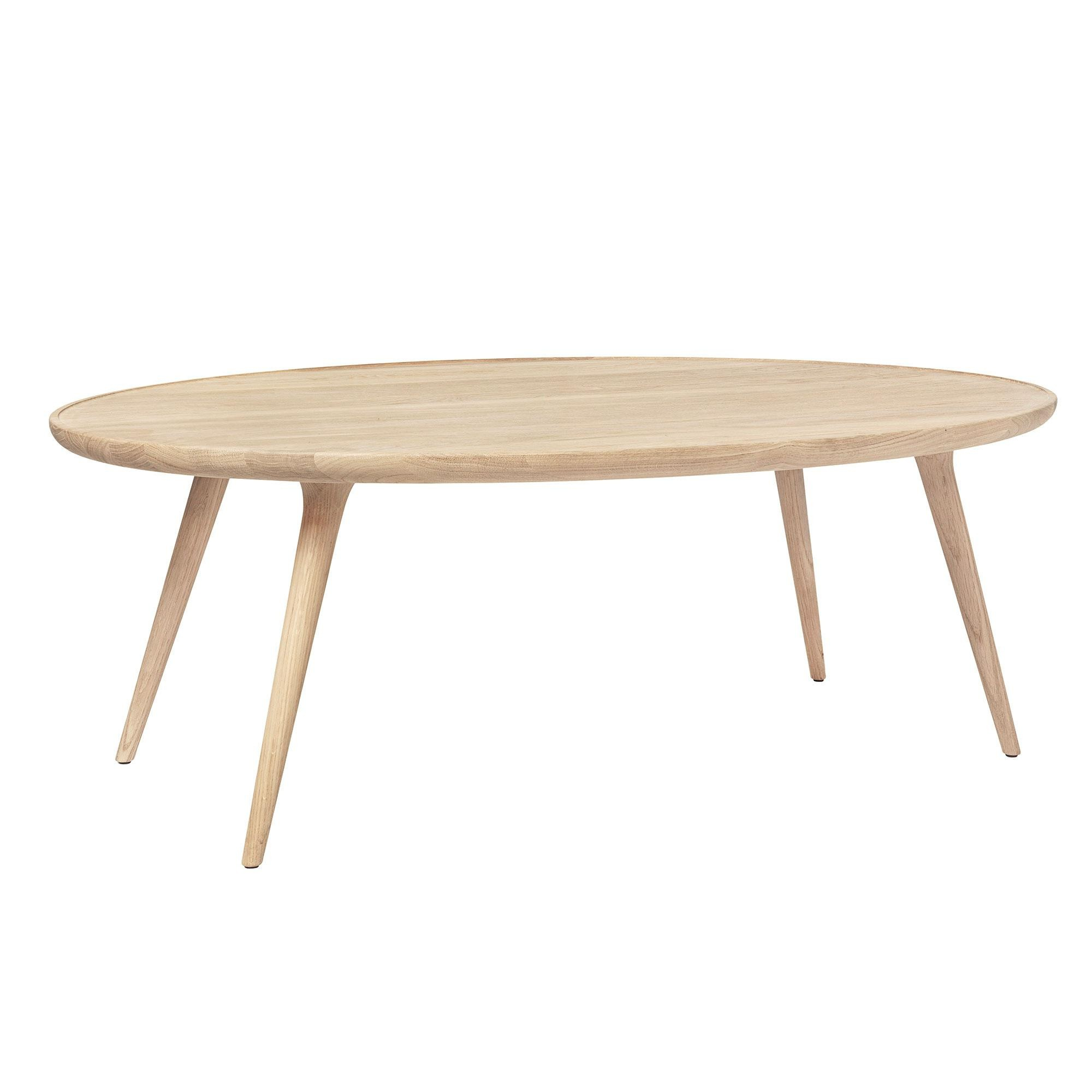 - Mater Accent Lounge Table Oval AmbienteDirect