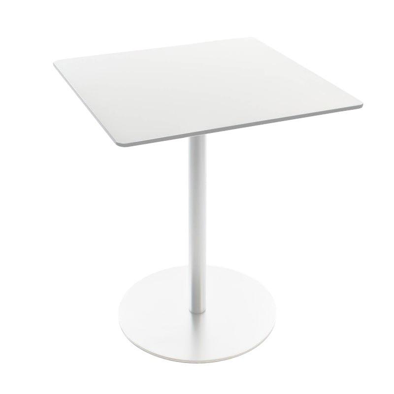 la palma Brio Fix 72 Bistro/Coffee Table Frame White | AmbienteDirect