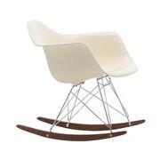 Vitra - Eames Armchair RAR schommelstoel verchroomd