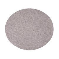 Hey-Sign - Seat Mat felt round anti-slip Ø 35cm