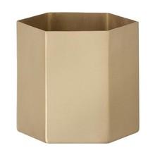 ferm LIVING - Hexagon Pot - Récipient de rangement