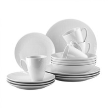 Rosenthal - Aktionsset Mesh Teller + Becher 16er Set