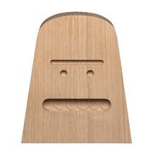 e15 - Big B Wooden Figure