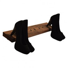 Jan Kurtz - Heel Hole Shoe Shelf