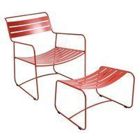 Fermob - Surprising Lounger Chair incl. Footstool