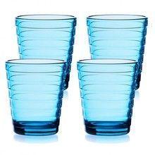 iittala - Aino Aalto Glass Set of 4