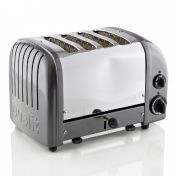 Dualit: Brands - Dualit - Dualit Combi Toaster 2+2