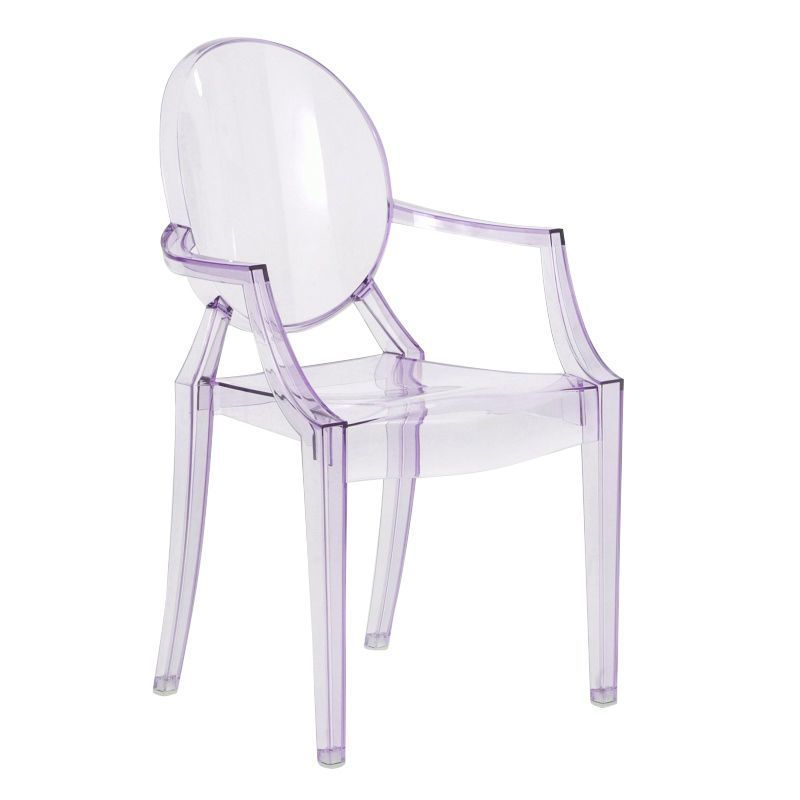 Lou Lou Ghost Childrens Chair Kartell AmbienteDirectcom