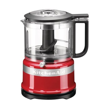 KitchenAid - Classic Mini 5KFC3516  Food Processor  - empire rot/830ml