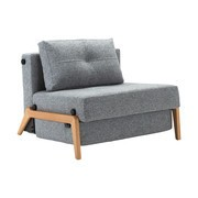 Innovation - Cubed 02 Easy Chair Oak