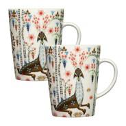 iittala - Taika 0.4l - Set de 2 mugs