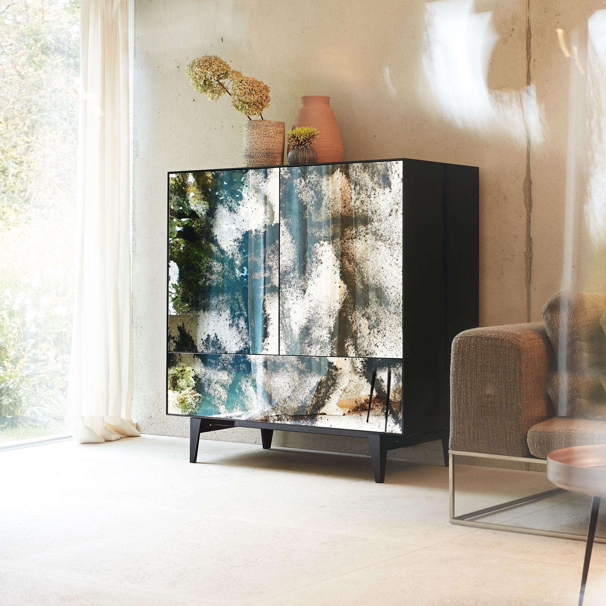Piure Nex Glamour Moon Sideboard 110 5x48x109 3cm Ambientedirect