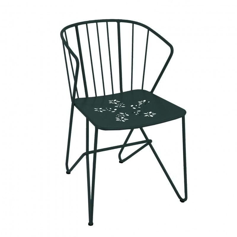 fermob flower garden armchair ambientedirect rh ambientedirect com