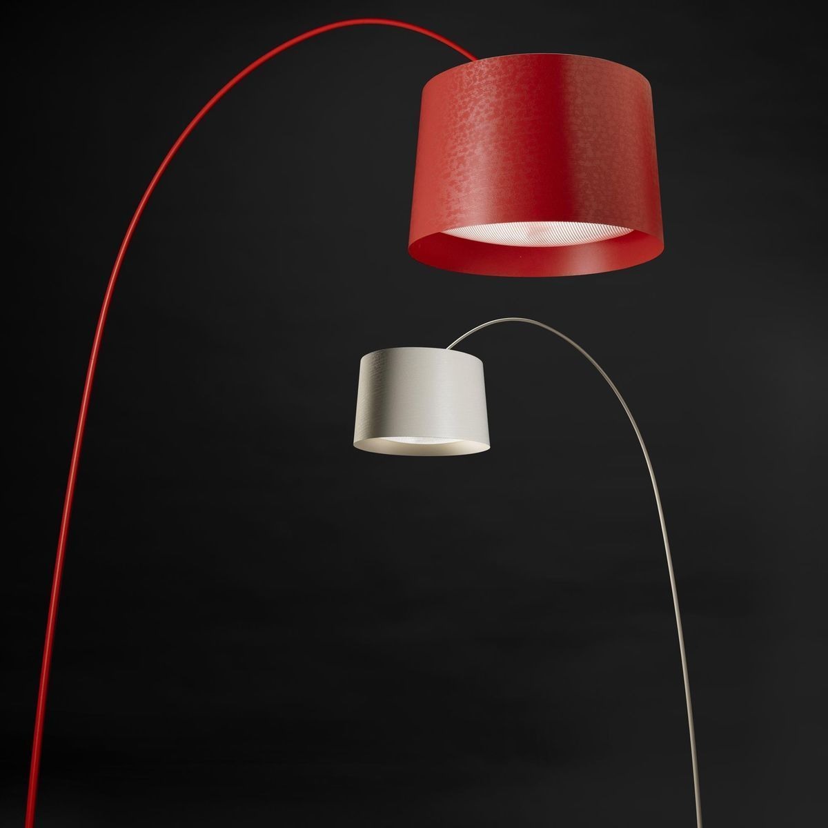 twiggy led stehleuchte foscarini. Black Bedroom Furniture Sets. Home Design Ideas