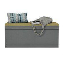 müller möbelwerkstätten - Flai Storage Bench with drawer