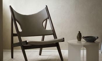 Presenter Knitting-Chair