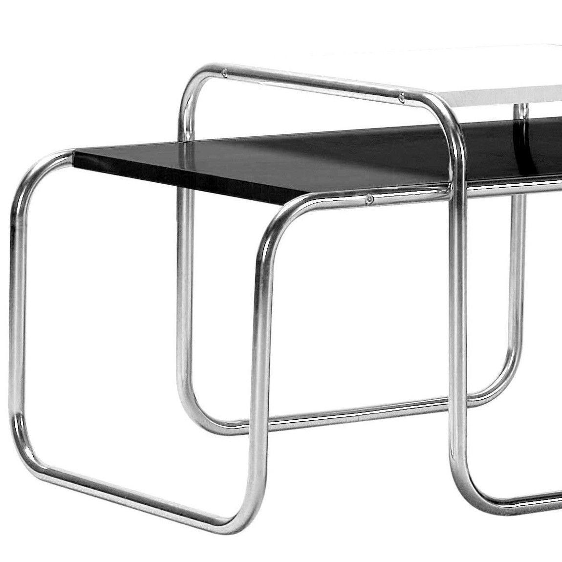 laccio couchtisch quadratisch knoll international. Black Bedroom Furniture Sets. Home Design Ideas