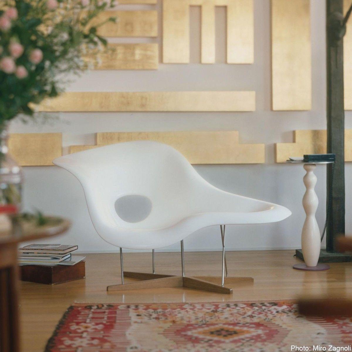 La chaise eames chaise longue vitra - La chaise longue rouen ...