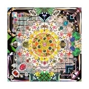Moooi Carpets - Jewels Garden Teppich 300x300cm