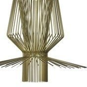 Foscarini - Allegro Assai LED Pendelleuchte - gold/Glas/3000K