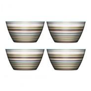 iittala - Origo Bowl Set of 4 0.5L